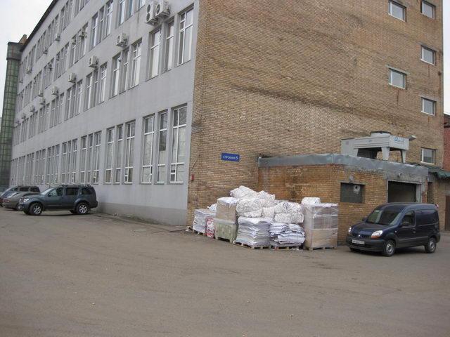 """Собственник сдает в аренду два помещения, расположенные на ул. Складочная, д.3, стр. 5 (территория бывшего завода """"Спецстанок"""")"""