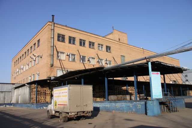 Офисно-складской комплекс м. Каширская