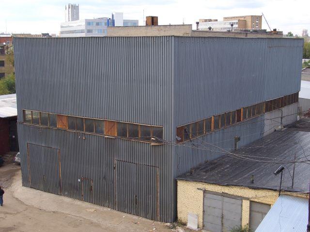 Продается здание производственно-складского назначения, 640 кв.м., 3 мин.п. от метро Волгоградский пр-т