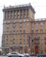 Сдам торговое помещение У метро Кутузовская