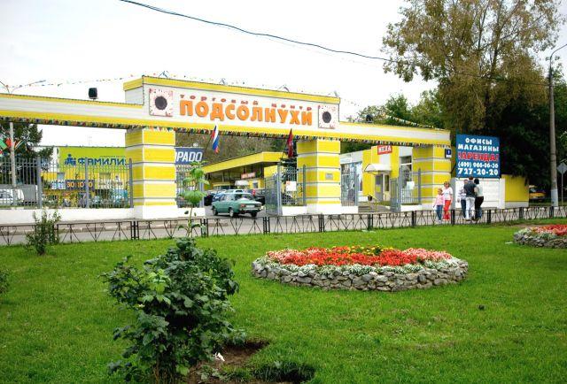 """Аренда магазина в ТРЦ """"Подсолнухи"""""""