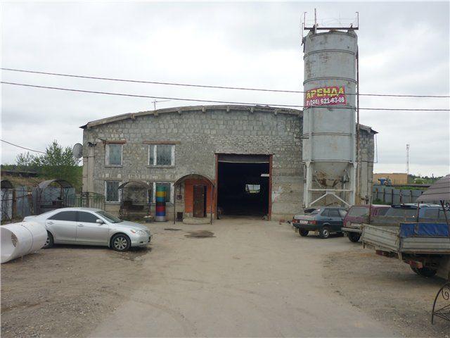 Производственно-Складской комплекс. г.Бронницы.