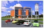 Новый Торговый Центр г.Климовск