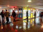 Cдается павильон в переходе около метро!