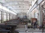 Производственно-складской комплекс с ЖД веткой