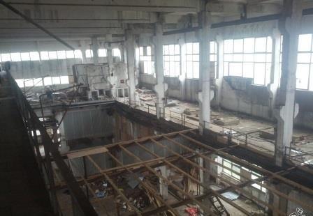 Сдам производственное помещение (2206 м2) и площадку Ленинский р