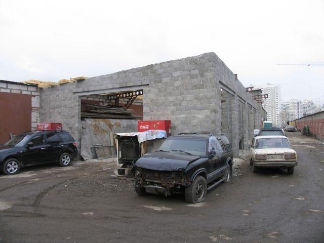 Продам капитальное здание (ангар,бокс) 410 м под автосервис, склад. Мастерскую, бизнес м. Университет