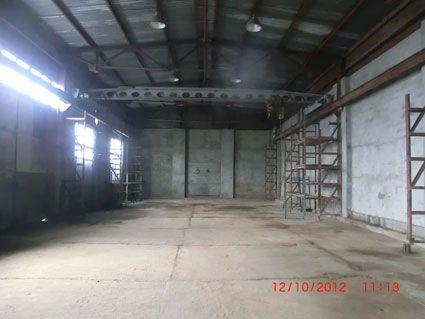 Аренда склада 870 кв.м, ул. Западная