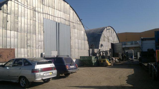 Холодный склад - СВАО, Полярный проезд