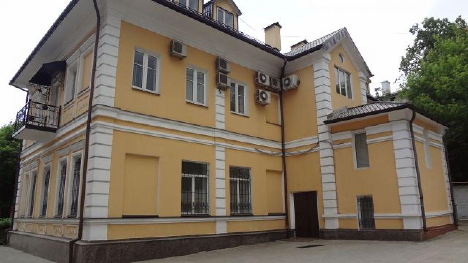 Аренда особняка на Шаболовской