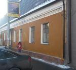 Продажа здания под кафе/ресторан или магазин.