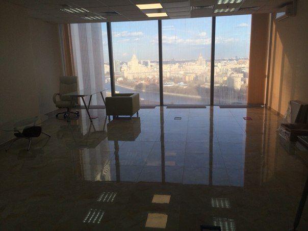 Москва Сити. Офис