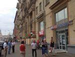 Сдам торговое помещение Краснопрудная 3-5( сейчас готовое банковское)