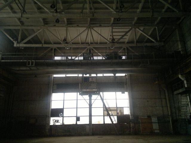 Сдаются производственные складские помещения