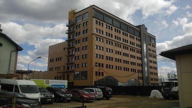 Офисные помещения жк Дубровка Новая Москва