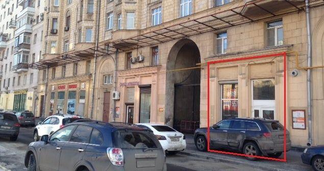 Продам торговое помещение 65 м2, м. Сокол