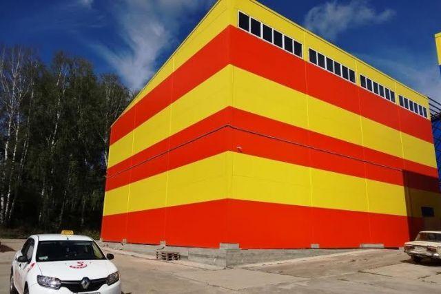 Аренда склада в Дмитрове