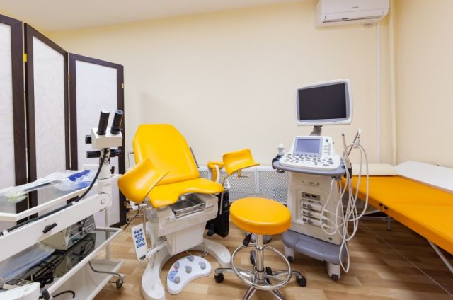 Кабинет гинеколога, уролога, врача УЗД