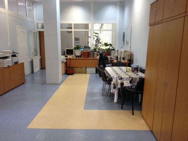 Офис 142 кв.м. на Лужнецкой