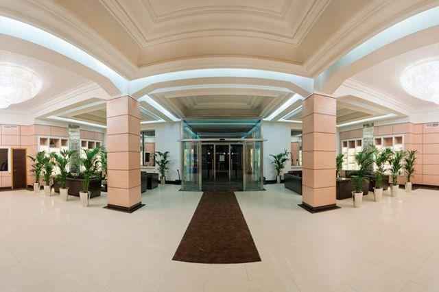 Аренда офиса 92,6 кв.м с отделкой в новом презентабельном бизнес-центре