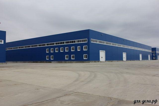 Аренда производственного здания