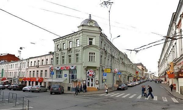 Офисы на Кузнецком Мосту.