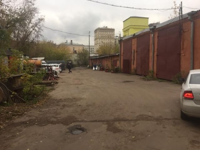 Предлагается к реализации инвест. проект, расположенный на зем. участке пл. 28 соток в ЦАО г. Москвы